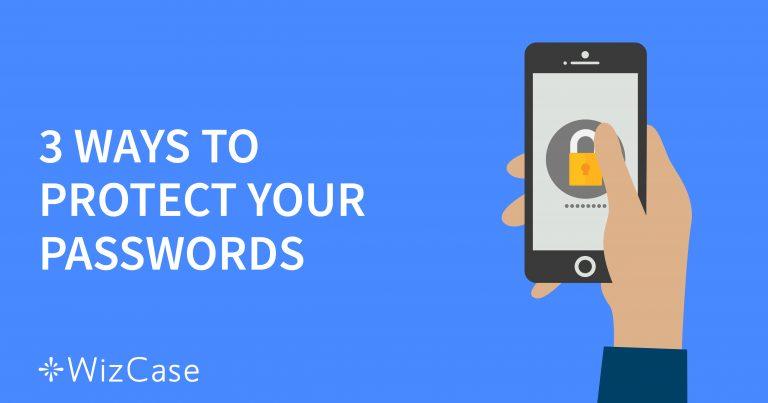 Wie Deine Passwörter online nicht exponiert werden