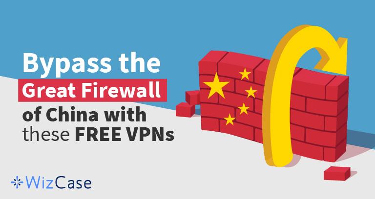Die 4 besten kostenlosen VPNs für China 2020 (funktionieren mit iPhone, Android und mehr)