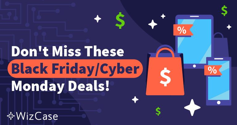 Die besten VPN Deals am Black Friday und Cyber Monday in 2020