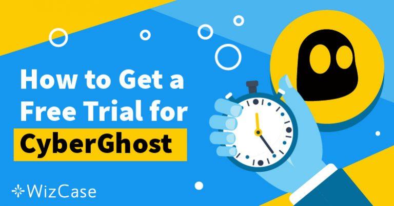 Die kostenlose Testversion von CyberGhost für 45 Tage bekommen – so geht's