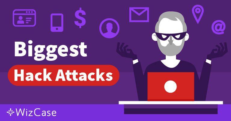 Die 15 größten Hacking-Angriffe
