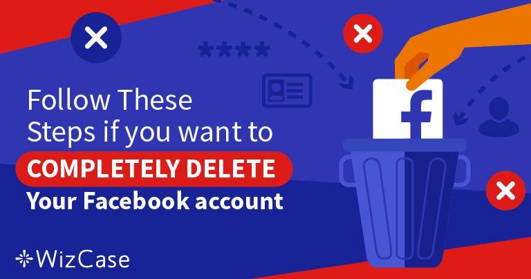 5 Schritte um Deine Facebook-Daten zu 100% zu löschen