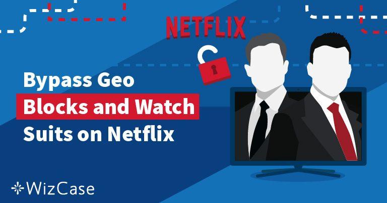 Wie Du jede Suits-Episode (+Staffel 9) auf Netflix guckst