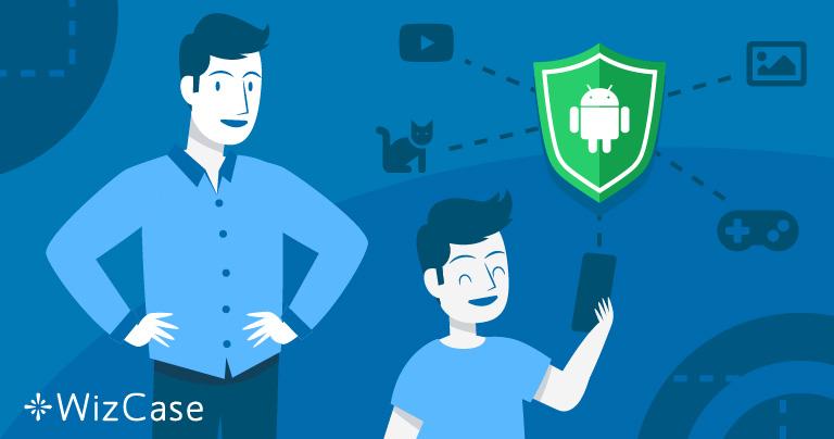 Beste Kindersicherungs-Apps für Android – Getestet im Juli 2021