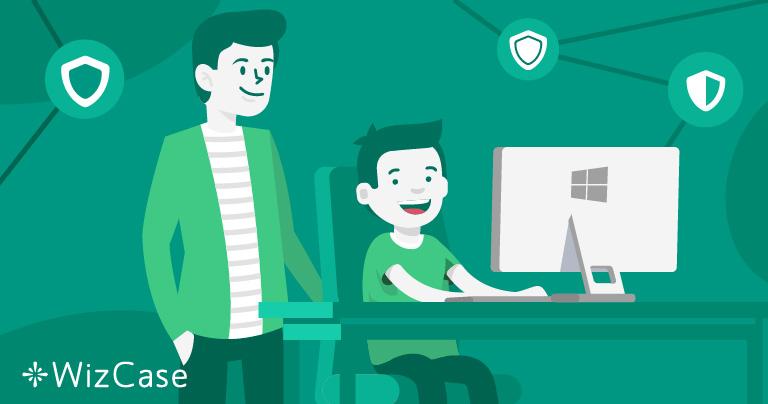 5 beste Kindersicherungssoftware für Windows im Jahr 2021