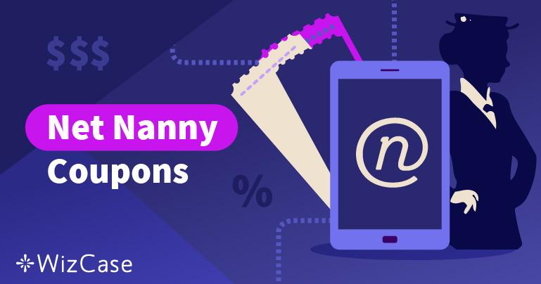 Gutschein für Net Nanny – für Oktober 2021: Spare heute bis zu 30 %