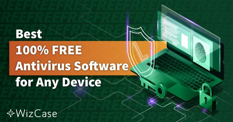 6 beste kostenlose Antivirus Programme für PC, Mac & Smartphone (2021)